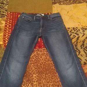 Boys Abercrombie Skinny Jeans